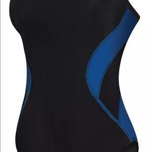 NWT TYR alliance diamondback splice swimsuit